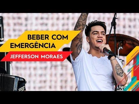 Beber Com Emergência - Jefferson Moraes - Villa Mix Goiânia   Ao Vivo