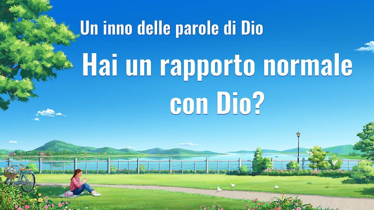Cantico cristiano 2020 - Hai un rapporto normale con Dio?