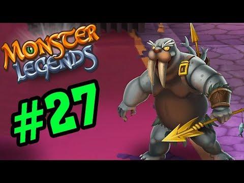 Monster Legend - HẢI CẨU ĐỘT BIẾN - Thế Giới Quái Vật #27