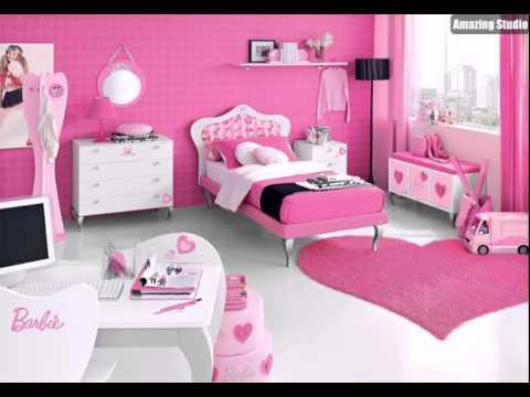 girls bedroom ideas barbie youtube rh youtube com