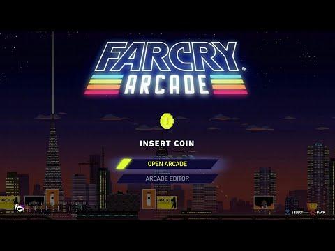 Far Cry 5. Arcade mode is pretty sweet!!