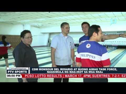 CDM Monsour Del Rosario at buong AIMAG Task Force, nagsimula nang mag-ikot sa mga NSAs