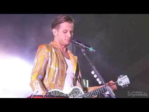 2/6 Foster the People - Lotus Eater @ Merriweather Post Pavilion, MD 6/23/18-