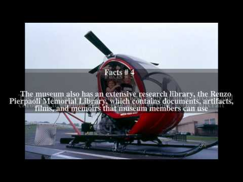 American Helicopter Museum Top # 7 Facts