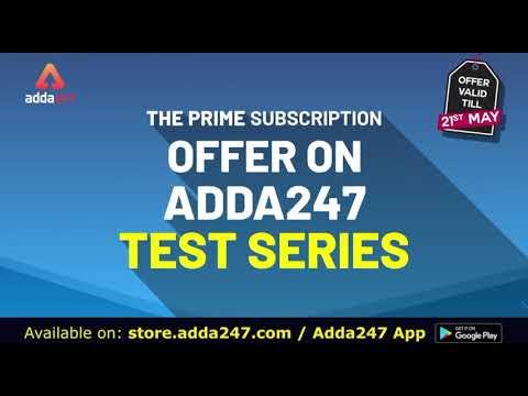 Hurry !!!!!!! Last 6 hrs left | PRIME Test Series For Bank, SSC , Railway & Teaching Exams 2019 | Buy Noe