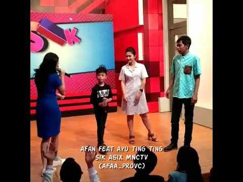 Afan feat Ayu Ting Ting - Sabda Cinta