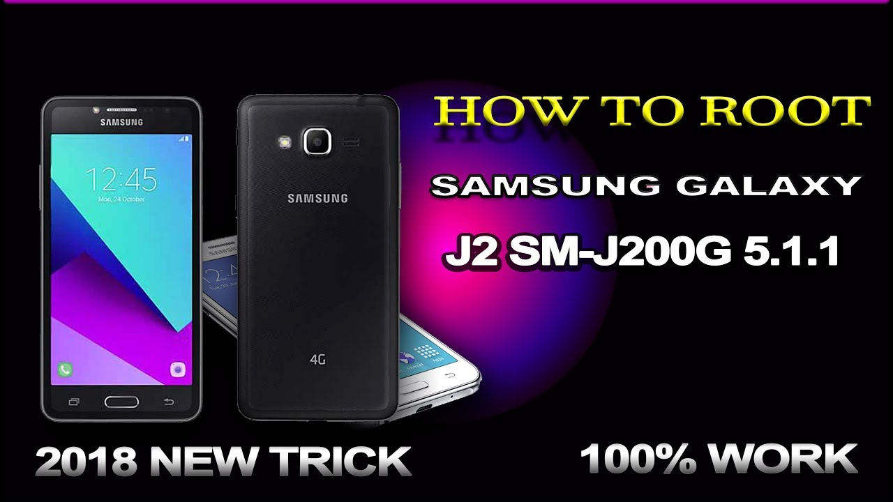 How TO Root Samsung Galaxy J2 And Install TWRP (J2 SM ...