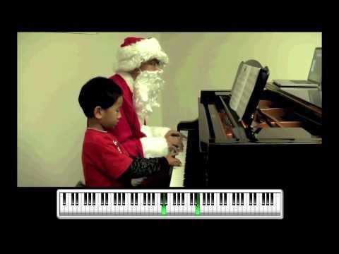 Christmas Joy Piano Duets with Nio