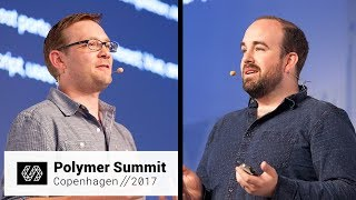 Using Web Components in Ionic (Polymer Summit 2017)