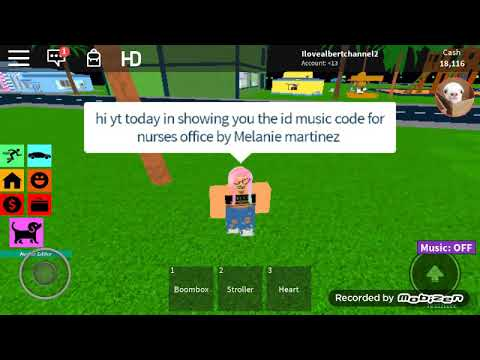 Roblox Music Id Code For Nurses Office Youtube