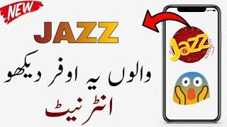 Jazz Best Internet Offer 2018