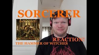 Sorcerer - The Hammer Of Witches | Reaction!
