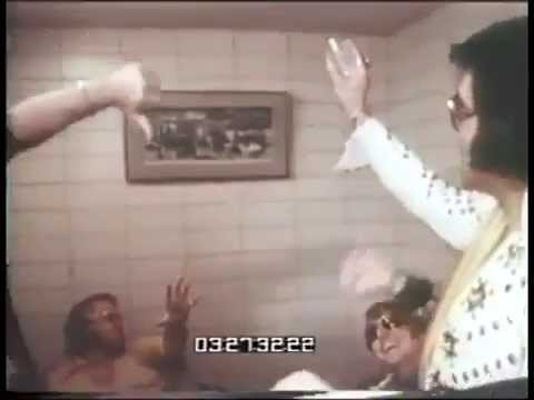 le king Elvis PresleyBackstage 1972FloridaVery RARE
