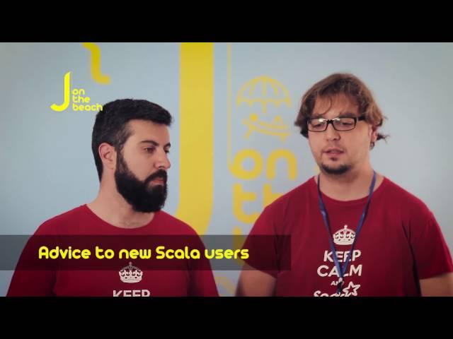 Fran Perez & Federico Fernandez from 47Deg Interview - JOTB16