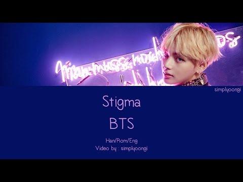BTS [방탄소년단] - Stigma (Color Coded Lyrics | Han/Rom/Eng)