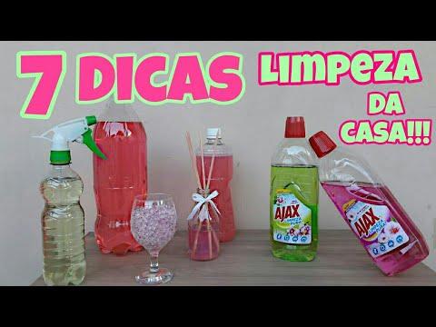🔥SUA CASA LIMPA E CHEIROSA SEMPRE, veja o que faço... 5 produtos com AJAX muito BARATOS...