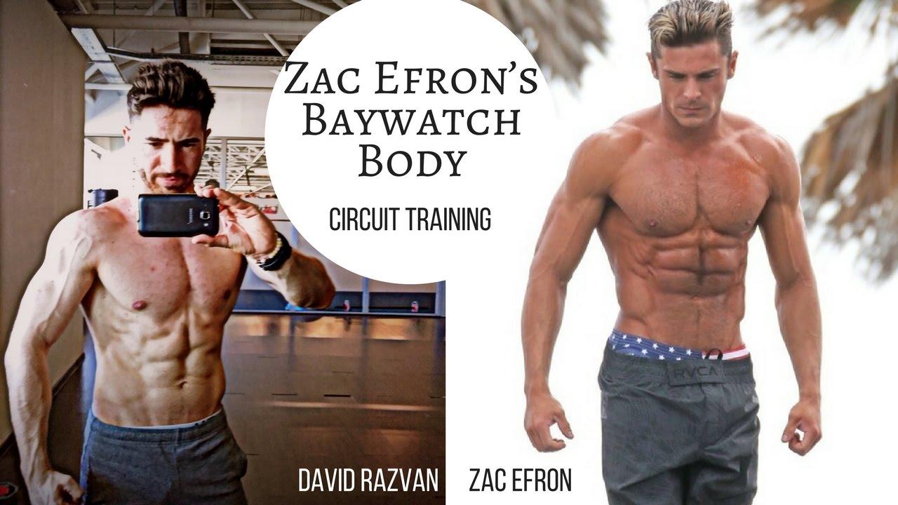 Zac Efron Workout/Abs