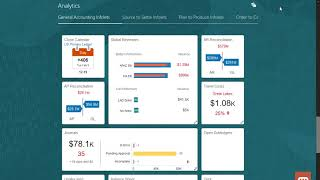 Financials | Use Infolets to Identify Issues and Prioritize Tasks video thumbnail