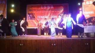 Lahaul Spiti Student Association Chandigarh 16-02-2014 Spiti song