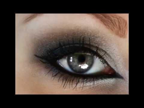 красивый макияж блондинке с голубыми глазами фото