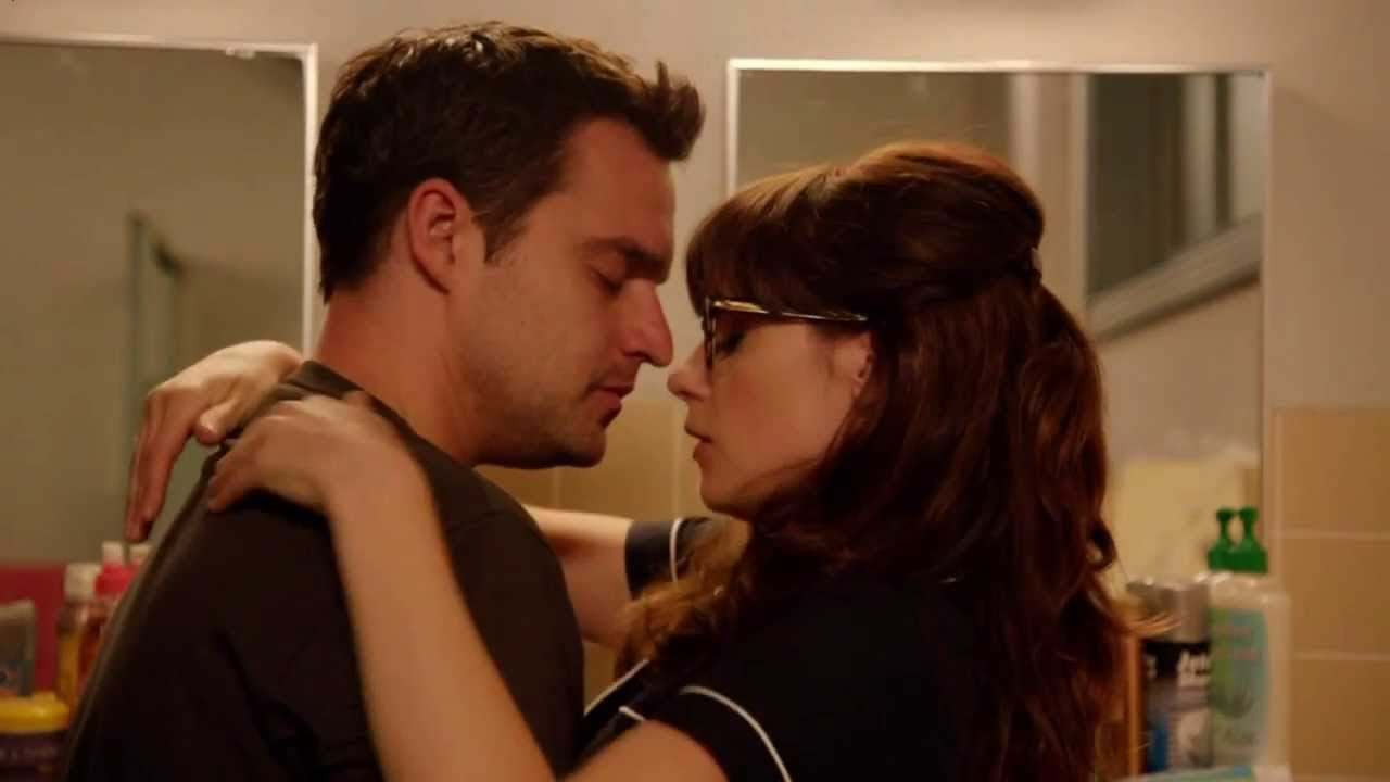 New Girl Jess And Nick
