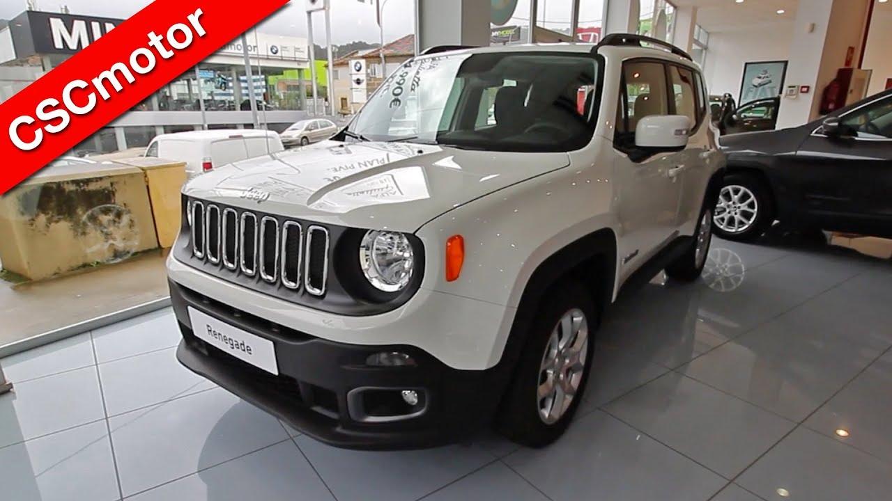 Jeep Renegade 2014 2019 Revision En Profundidad Youtube