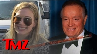 Hilary Duff Got The Worst Treat From Bob Hope One Halloween! | TMZ