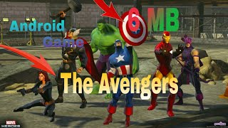 6MB The Avengers Android Game Direct APK Install Java Mod HD Graphic Full Video !! Hindi !!