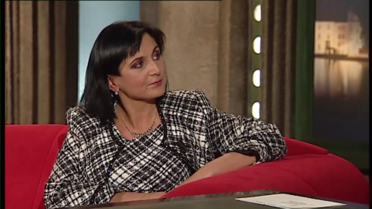 1. JUDr  Klára Samková - Show Jana Krause 21. 10. 2011