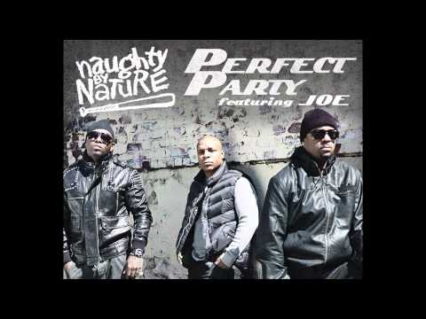 """Naughty By Nature """"Perfect Party"""" feat. Joe / Album coming December 13th"""