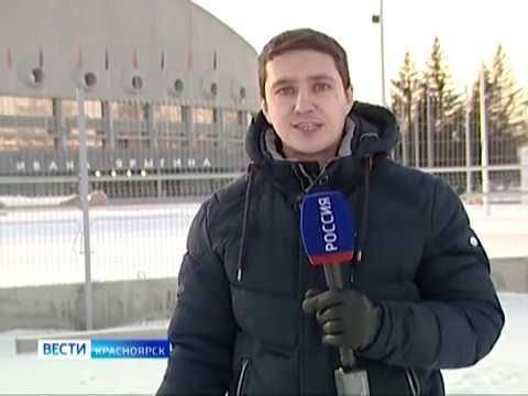 Экс-чемпион мира по боксу Денис Лебедев прибыл в Красноярск