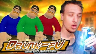 *NEU* Ich bin BETRUNKEN | Drunk Fu: Wasted Masters