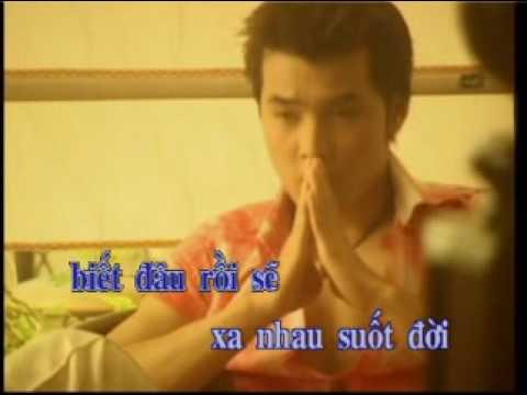Karaoke - Ung Hoang Phuc - Toi Khong Tin