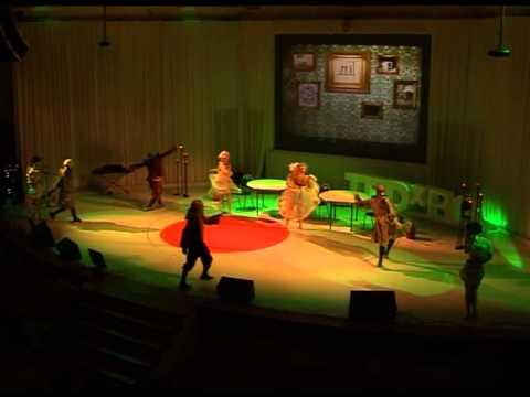 TEDxBG - Milen Dankov and Studio Dance Zone