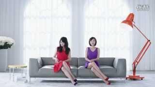 大S小S红星美凯龙2013最新广告片-30s时尚篇