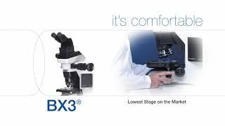 Olympus 생물현미경 BX3