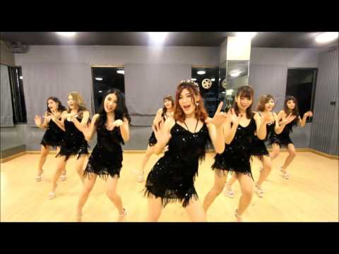 開始Youtube練舞:Lion Heart-SNSD | 個人舞蹈練習