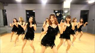 girls generation 소녀시대 lion heart 라이온 하트 cover by deli project from thailand