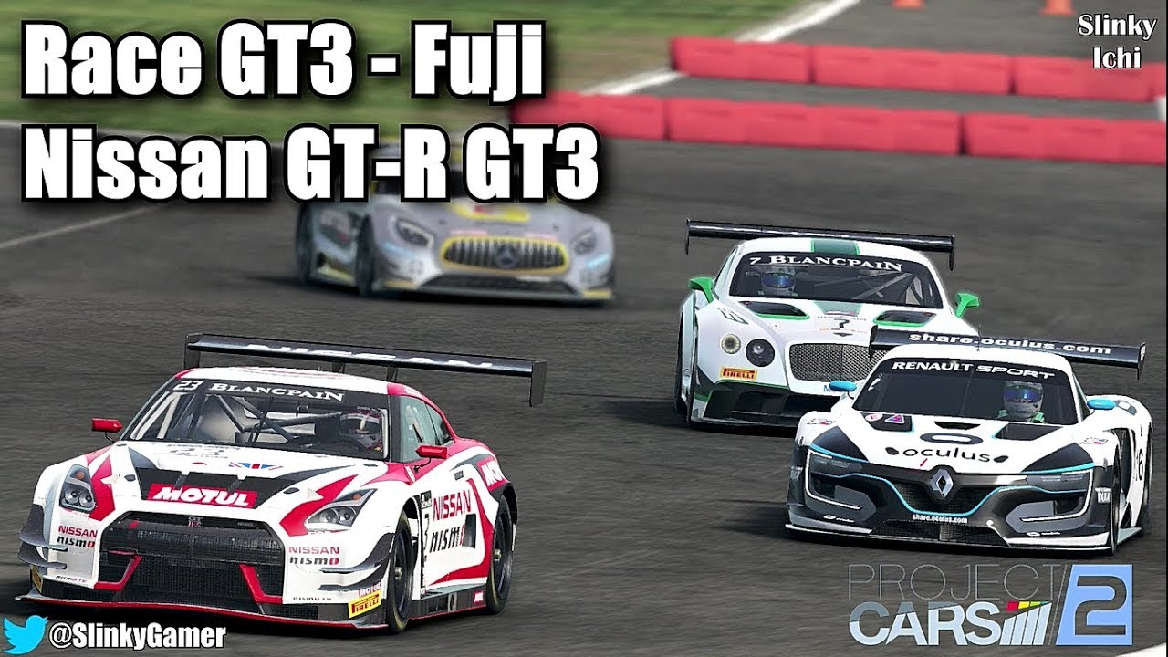 Project Cars  Fuji Speedway