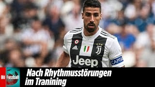 Juve bestätigt Herz-Eingriff bei Sami Khedira
