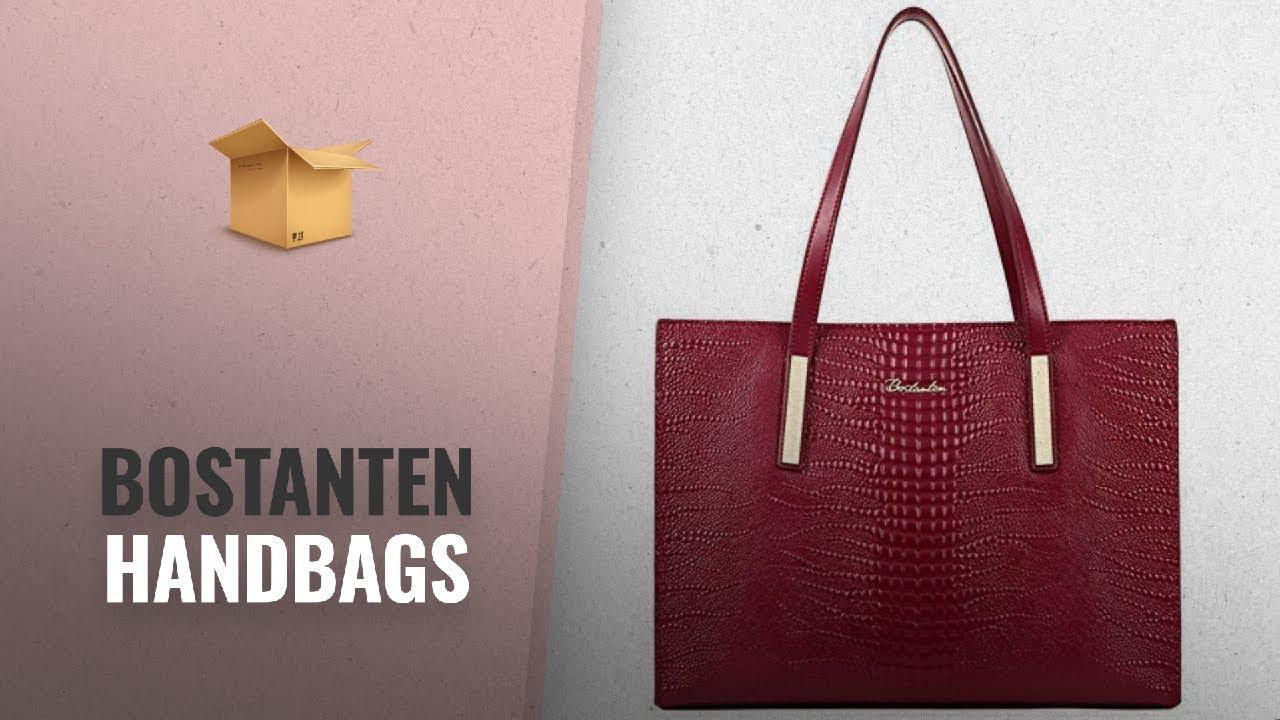 fcd0980634267a Top 10 Bostanten Handbags [2018 Best Sellers]: CLEARANCE BOSTANTEN ...