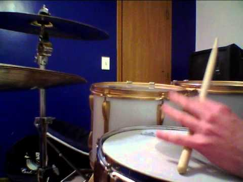 Frontier drum track: Reflecting Absence (ROUGH DRAFT)