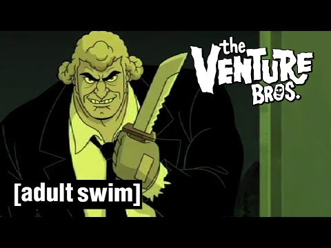 Season 4 Finale featuring 'Like a Friend' by Pulp | The Venture Bros. | Adult Swim