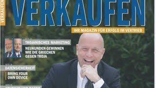 VERKAUFEN 1/2014 Zeitschrift Marketing Vertrieb Datensicherheit Erfolg