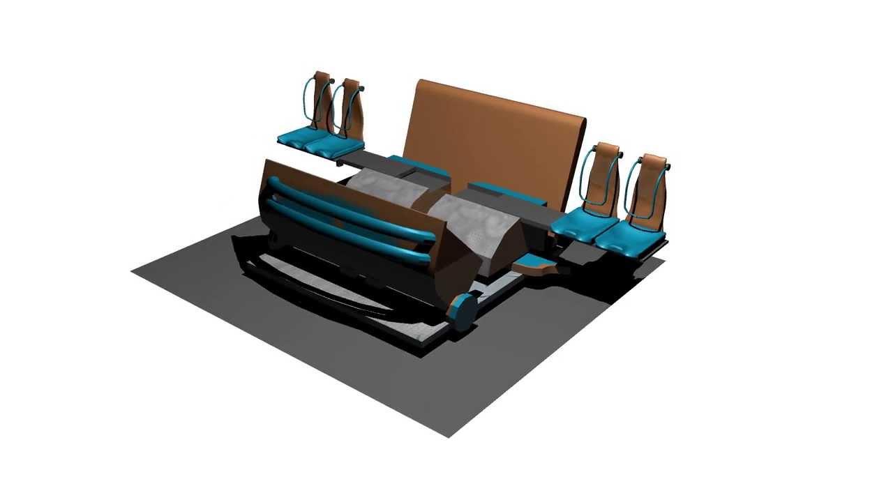 Maya Rollercoaster Train Youtube Roller Coaster Diagram
