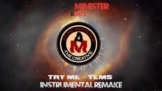 Try me - Tems (Instrumental)