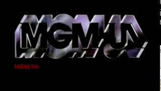 Video MGM/UA Communications Co. (1987-90) logo without hissing sound download MP3, 3GP, MP4, WEBM, AVI, FLV September 2017