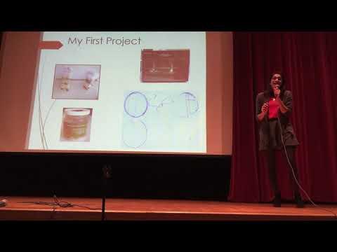 Marissa Sumathipala Harper Park Middle School Presentation