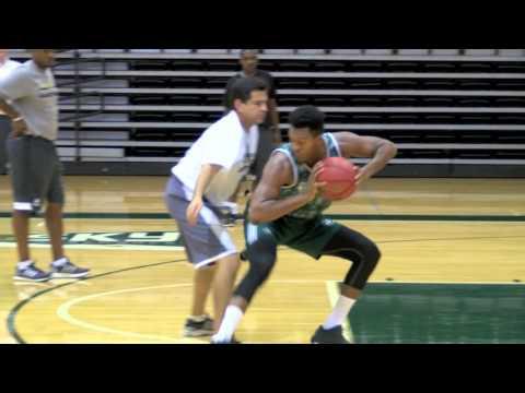 2015 Sacramento State Basketball Practice - Week 2
