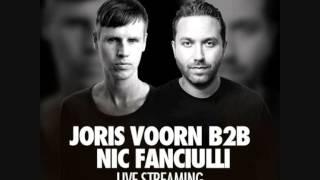 Joris Voorn b2b Nic Fanciulli - Live At ANTS, Ushuaia Ibiza Beach 04-Jul-2015